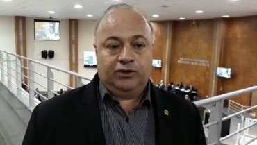 Presidente do Sindojus, Jaime Rodrigues